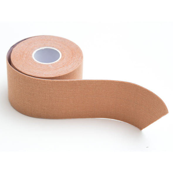 Tru-Colour Kinesiology Tape for Beige Skin - Single Roll
