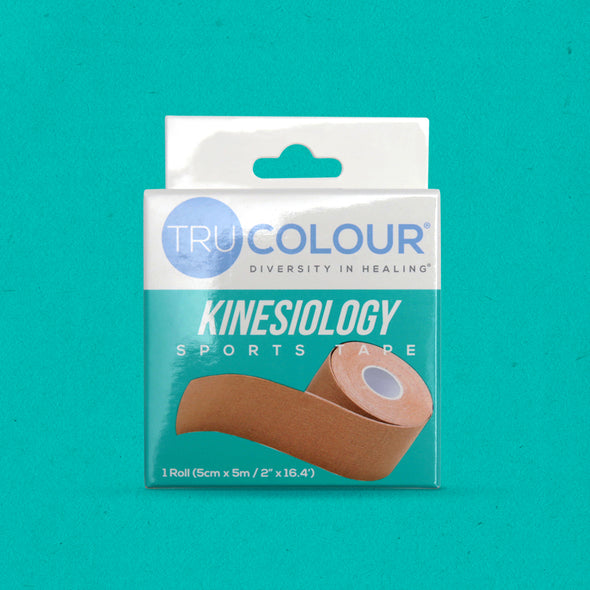 Tru-Colour K-Tape for Beige Skin - Single Roll