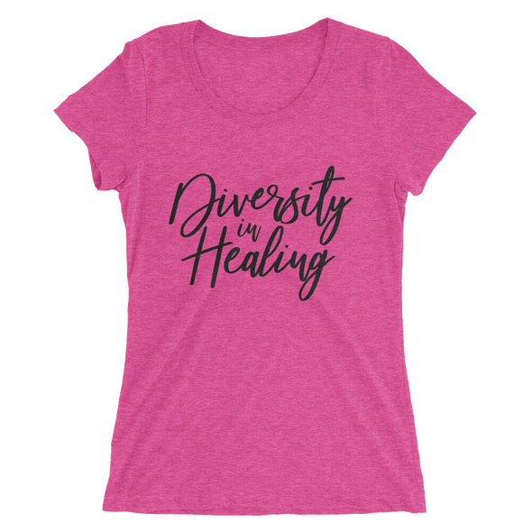 Diversity in Healing Ladies T