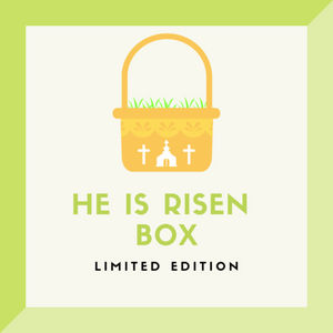 He Is Risen Limited Edition Box
