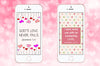 Free Scripture Phone Wallpapers | Valentine's Day Edition