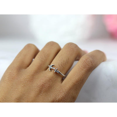 Jesus Is My Anchor Ring