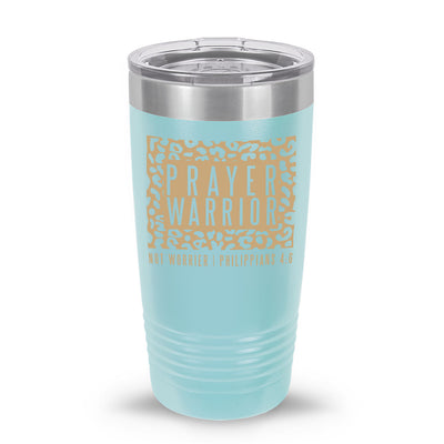 Prayer Warrior 20oz Tumbler