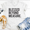 Blessed Beyond Measure V-Neck Tee