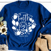 Faith Over Fear Psalm Sweatshirt Deal
