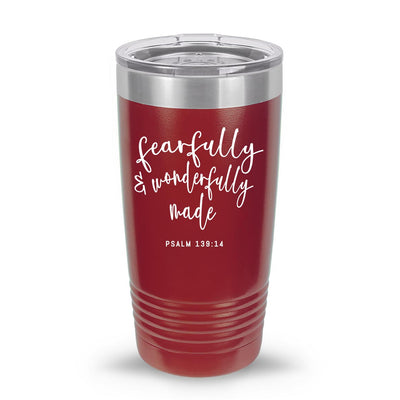 Fearfully & Wonderfully Made 20oz Tumbler