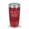 God Bless America 20oz Tumbler