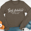 God-fidence Long Sleeve