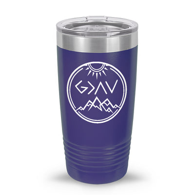 God Is Greater Than Highs and Lows 20oz Tumbler