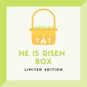He Is Risen Box (Limited Edition)