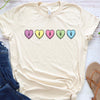 Jesus Candy Heart Tee