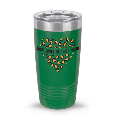 Jesus Loves Me This I Know 20oz Tumbler