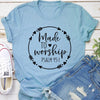 Made to Worship Tee