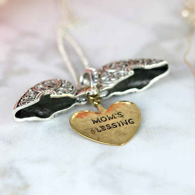 Mom's Blessing Gift Box - Necklace