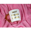 Not Today Satan | Christian Coffee Mug