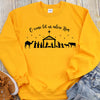 Let Us Adore Him Sweatshirt Deal