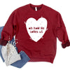 Oh How He Loves Us Sweatshirt