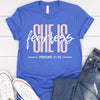She Is Fearless Tee