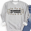 Warrior Not Worrier Sweatshirt