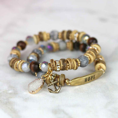 Woman of Hope Bracelet