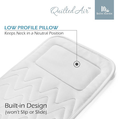 bath cushion bath pillow