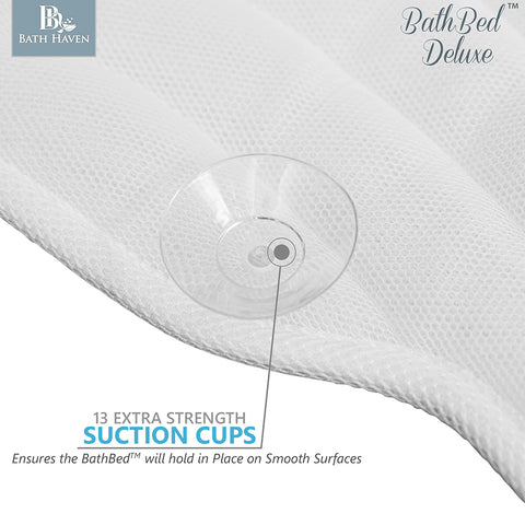 bathtub cushion 13 extra strength suction cups
