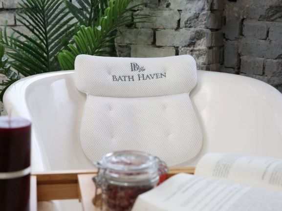 Classic Quilted Air Bath Pillow