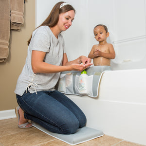 Premium Bath Kneeler and Elbow Rest