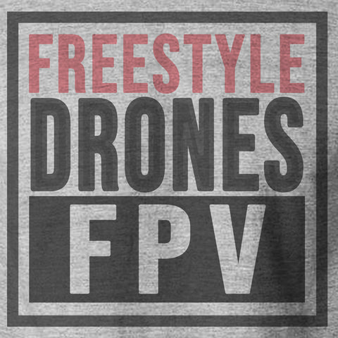 Freestyle Drones FPV T-Shirt