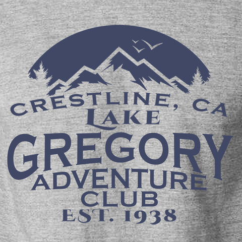 Lake Gregory Adventure Club Crestline T-Shirt