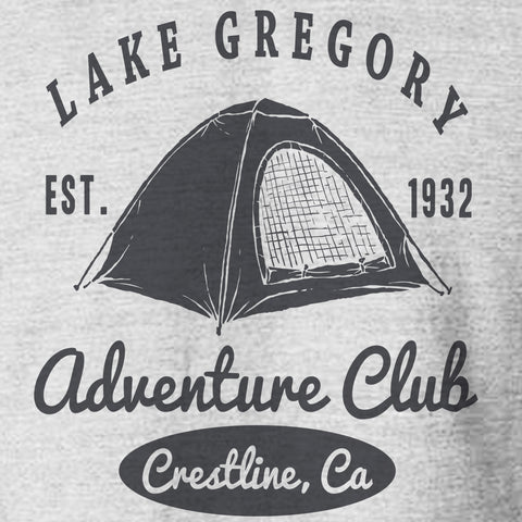 Lake Gregory Adventure Club Campout Souvenir T-Shirt