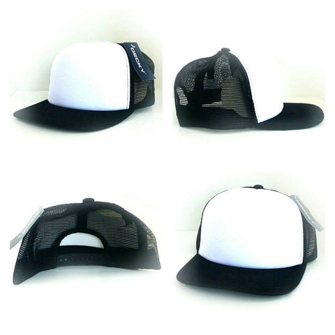 Custom 5-Panel Foam Trucker Hat