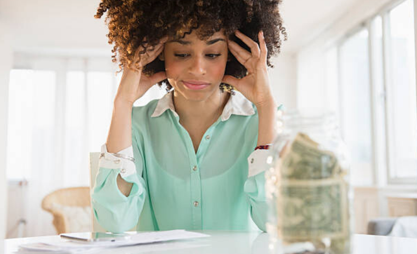 How to Stop the Feeling of Growing Fear and Anxiety Around Your Money