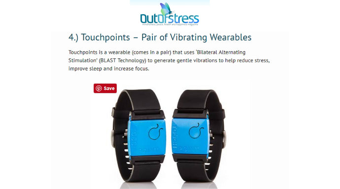 OutOfStress - 12 Most Innovative Stress Relief Products