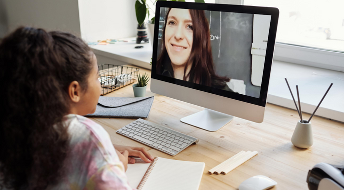 3 Things to Talk About with Your Child's Teacher While Distance Learning