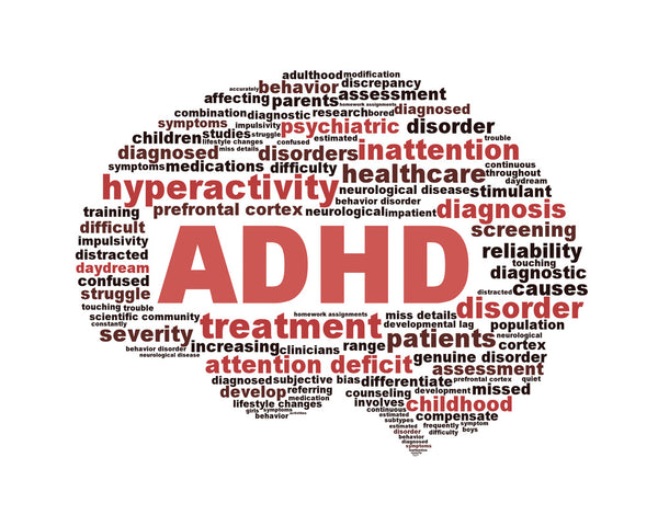 Got ADHD? 5 Simple Things To Do So You Can Finish What You Start