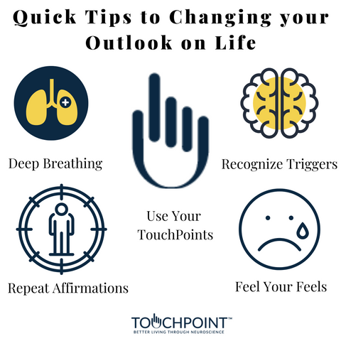Quick Tips to Change Your Outlook on Life