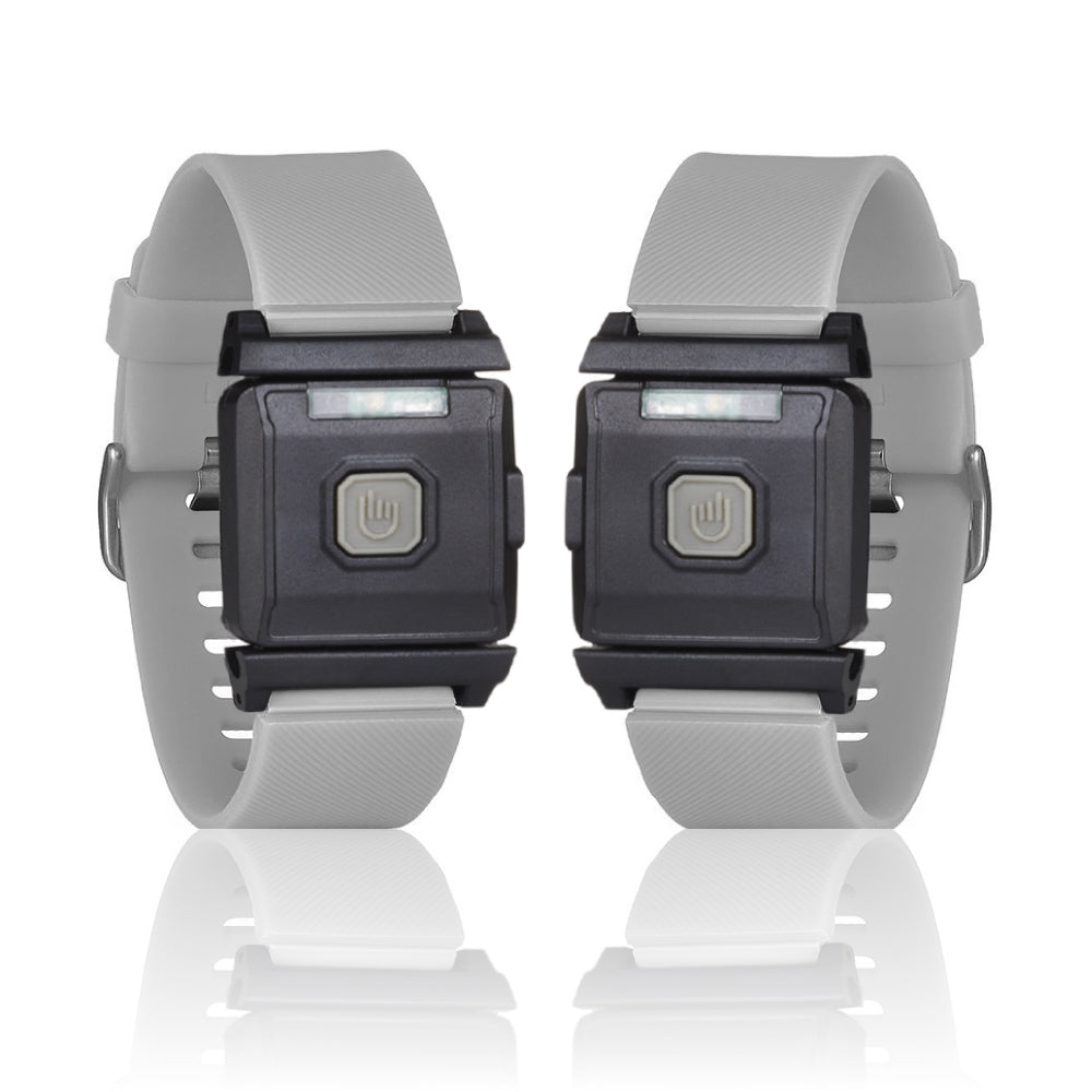 Gray TouchPoint Bands
