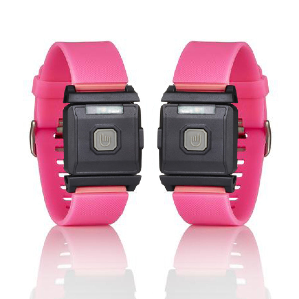 Pink TouchPoint Bands