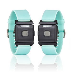Teal TouchPoint Bands