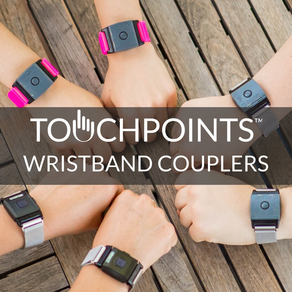 TouchPoint Wristband Couplers