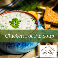 Recipe - Chicken Pot Pie Soup