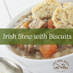 Recipe - Irish Stew with Biscuits