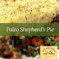 Recipe - Paleo Shepherd's Pie