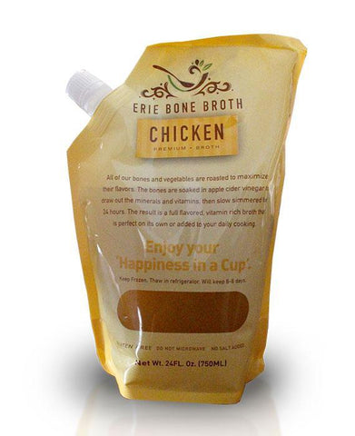 Chicken Bone Broth (6 Pouches)