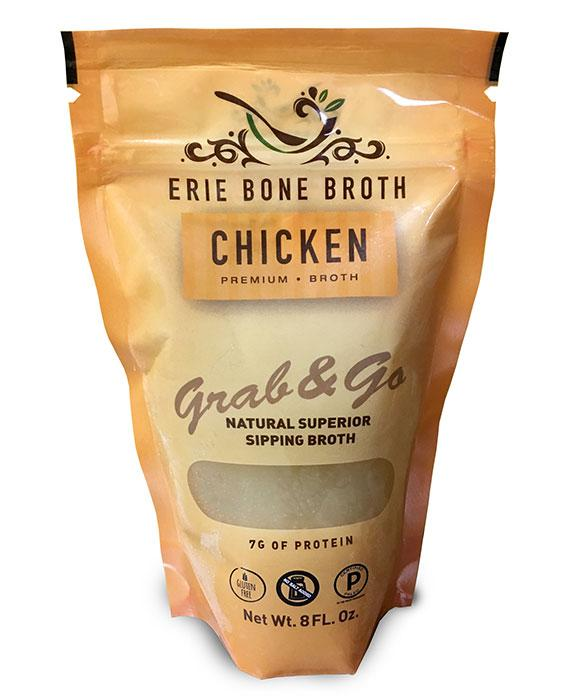 Chicken Bone Broth 8oz