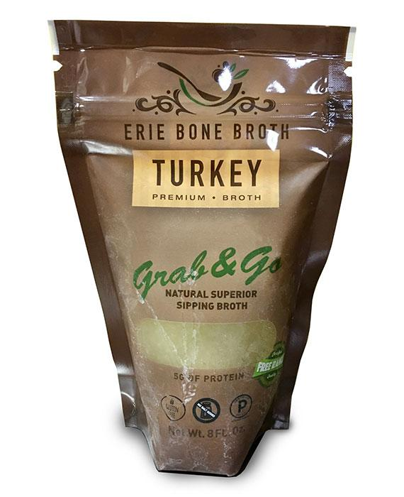 Turkey Bone Broth 8oz