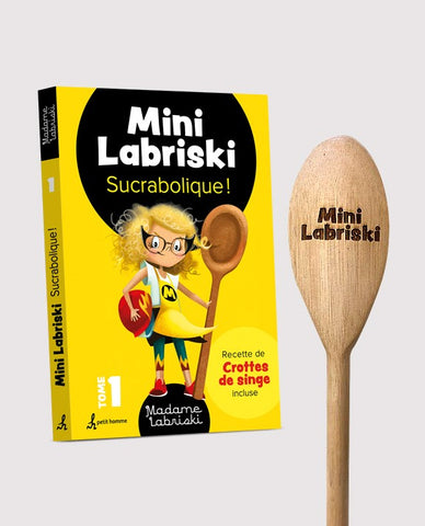 Ensemble Mini Labriski - Sucrabolique