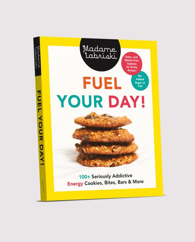 Fuel Your Day (signed copy)