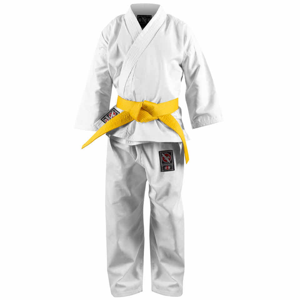 Karate Youth Gi - White